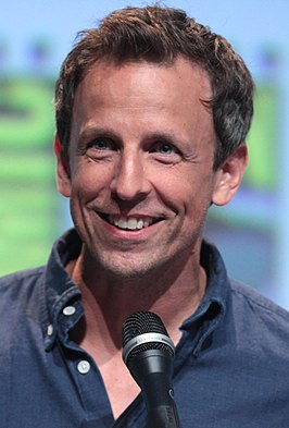 Seth Meyers in 2015