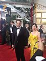 Seth Rogen & Lauren Miller @ 69th Annual Golden Globes Awards.jpg