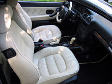 Peugeot 406 coup wikimonde for Interieur 406 coupe
