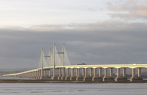 Severn Beach MMB 08C Second Severn Crossing