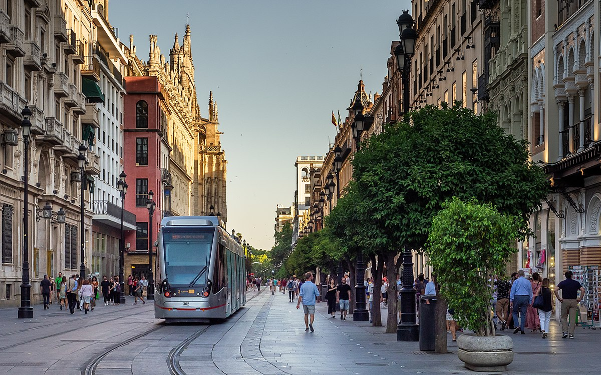 Metrocentro  Seville
