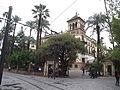 Sevilla hotel entrance.JPG