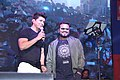 Shaan and Rishikesh Pandey Indore live show.jpg