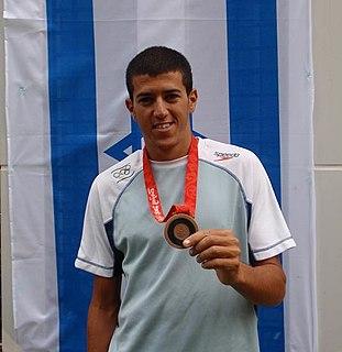 Shahar Tzuberi Israeli sailor