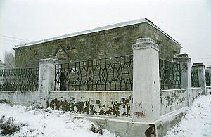 Shahghali - Mausoleum of Shahgali in Kasimov (1555).