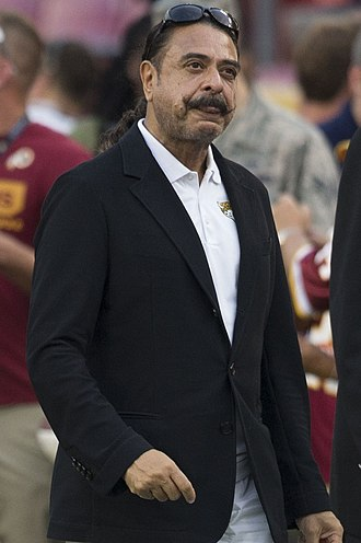 Shahid Khan - Khan in 2015