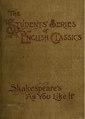 Shakespeare's comedy of As you like it (IA shakespearescome02shakesp).pdf