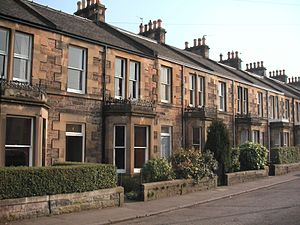 Shandon, Edinburgh - Shandon Crescent