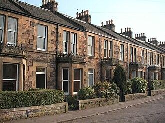 Shandon, Edinburgh - Shandon Crescent