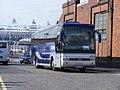 Sharpes of Nottingham ACZ 103 Volvo B12B - Van Hool Olympic games vehicle. Marshgate Lane (7747494062).jpg