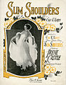 Sheet music cover - SLIM SHOULDERS (1922).jpg