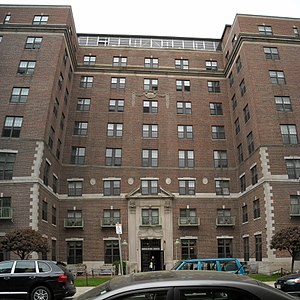 Shelton Hall (Boston University) - Image: Sheltonhall