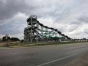 Sheridan, Texas - Image: Sheridan TX Waterpark