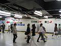 Shinjuku station underground construction. (26322137260).jpg