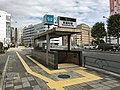 Shintomicho-station-Exit4.jpg
