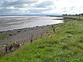 Shoreline between Bowness-on-Solway and Port Carlisle - geograph.org.uk - 933192.jpg