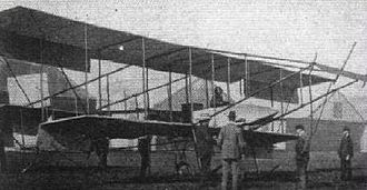 Short S.27 - An Improved S.27 with nacelle for the pilot and passenger.