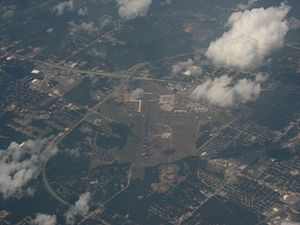 Shreveport Regional Airport - Image: Shreveport Regional Airport, Shreveport, Louisiana
