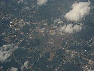 Shreveport Regional Airport - Image: Shreveport Regional Airport, Shreveport, Louisiana
