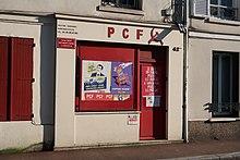 Local du Parti communiste à Suresnes. 8f0943704ce