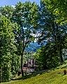 Sichtachsen Schloßcafé (Lorettoberg Freiburg) jm33511.jpg