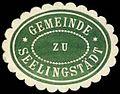 Siegelmarke Gemeinde zu Seelingstädt W0252323.jpg