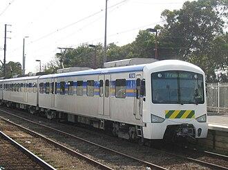 Siemens Modular Metro - Image: Siemens Frankston