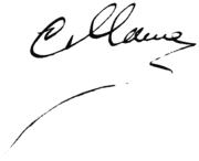 Signature of Camille Claudel.png