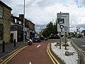 Signpost at Grahams Road Roundabout - geograph.org.uk - 1439627.jpg