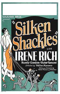 <i>Silken Shackles</i> 1926 film by Walter Morosco