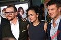 Simon Pegg, Alice Braga & Like Hemsworth Premiere of Kill Me Three Times.jpg