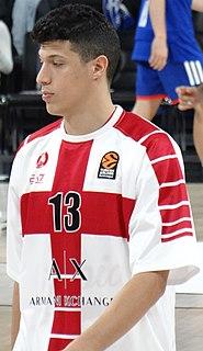 Simone Fontecchio Italian professional basketball player
