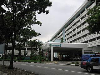 Singapore General Hospital Hospital in Bukit Merah, Singapore