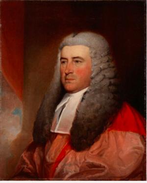 Alexander Croke - Sir Alexander Croke by Robert Field, National Gallery of Canada