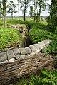 Site Bayernwald , Duitse WO I-loopgraaf - 370342 - onroerenderfgoed.jpg