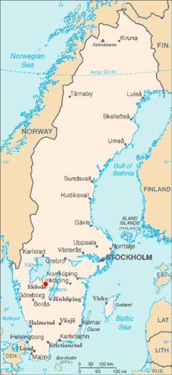 skøvde sverige kart Skövde – Wikipedia skøvde sverige kart