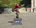 Skateboarding in Central Park (New York) 02.jpg