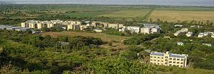 Arba Minch - Skyline view of Arba Minch University
