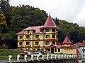 Slănic Moldova, Vila Pufu - panoramio.jpg