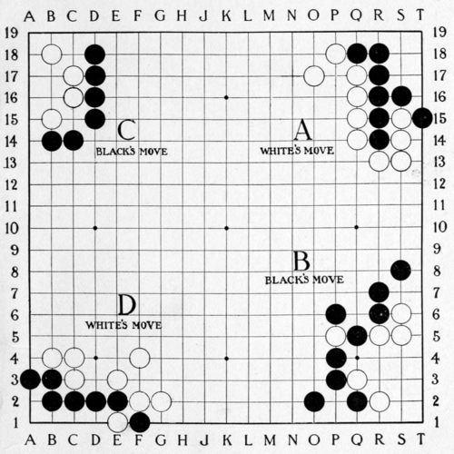 Smith (1908) The Game of Go Plate 41.png