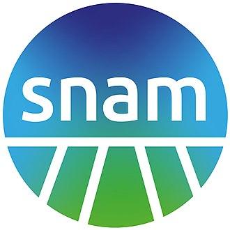 Snam - Image: Snam logo