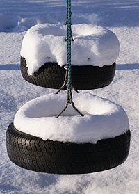 Snow on black tire swing 2010-11-30 3.jpg