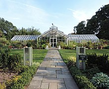 greenhouse - Staten Island Botanical Garden