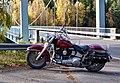 Softail and bridge (6257283955).jpg