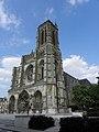 Soissons (02) Cathédrale Façade occidentale 5.JPG