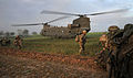Soldiers of Somme Company, 1st Lancs Board a Chinook in Afghanistan During Op Tor Shezada MOD 45151695.jpg