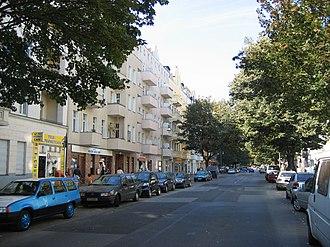 Gesundbrunnen (Berlin) - Image: Soldinerstr