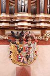 Solms - Kloster Altenberg - ev Kirche - Orgel - Prospekt 4.JPG