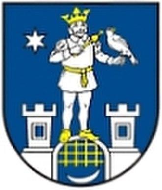 Sološnica - Image: Solosnica coa