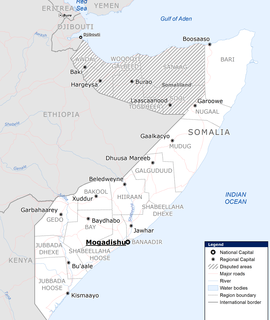 African Union Mission to Somalia Peacekeeping mission